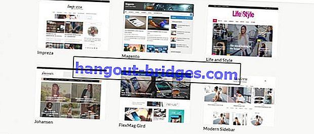 Cara Mudah Mengubah Templat (Tema) di Blogger