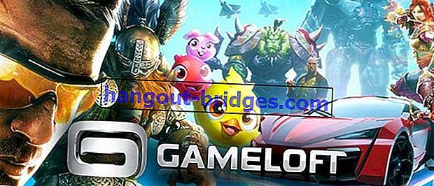 10 Permainan Luar talian Android Gameloft Terbaik 2020, Kualiti Imej HD!