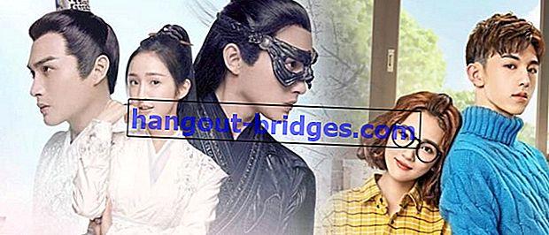 7 Laman Drama Sub Indo Mandarin Terbaik untuk 2020, Percuma!