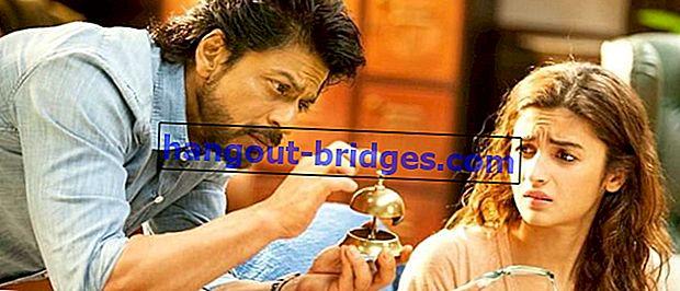 10 Filem Shahrukh Khan Terbaik dan Terbaru, Jadikan Hati Anda Cair!