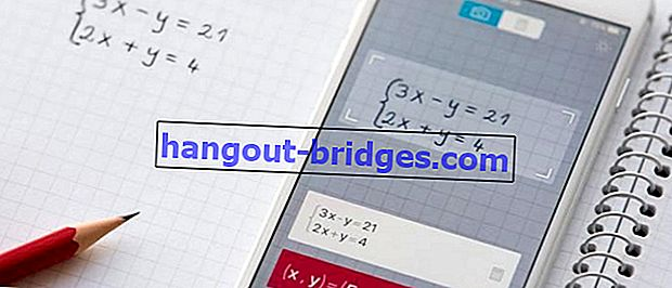 10 Aplikasi Matematik Terbaik, Soalan Jawapan dan Doang Foto Langsung PR!