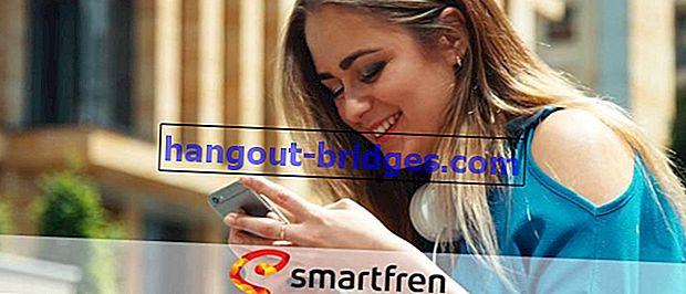 5 Cara Memeriksa Kredit Smartfren 2019 Terkini, Paling Lengkap!