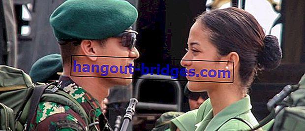 Tonton Filem Jelita Sejuba (2018) | Kisah Seorang Isteri Tentera!