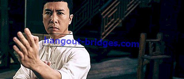 10 Filem Donnie Yen Terbaik, Penuh dengan Tindakan Menakjubkan!