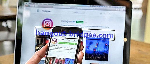 วิธีรับจำนวนไลค์ความคิดเห็นและผู้ติดตาม Instagram จำนวนมาก