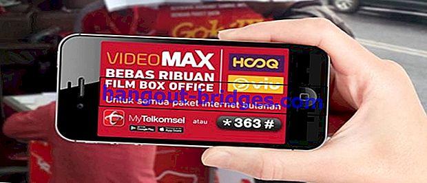 Cara Mengubah Kuota Videomax kepada Kuota Kilat 24 Jam