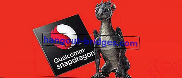 Senarai telefon pintar & pemproses Snapdragon 2020 terkini