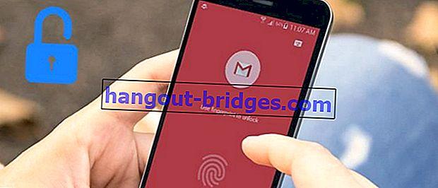 7 Aplikasi Kunci Aplikasi Terbaik Android, File Rahasia Dijamin Aman!