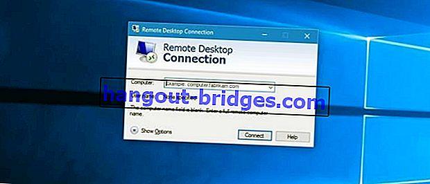 วิธีการควบคุมคอมพิวเตอร์ของผู้อื่นโดยไม่จำเป็นต้องติดตั้งแอปพลิเคชันเพิ่มเติม