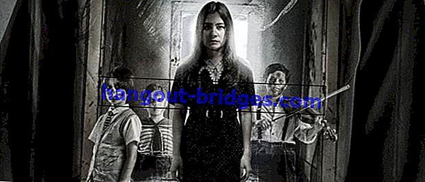 ชมภาพยนตร์ Danur (2017) เรื่องจริงของสาวอินดิโก