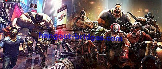 10 Permainan Perang Android Zombie Terbaik (Luar Talian dan Dalam Talian)
