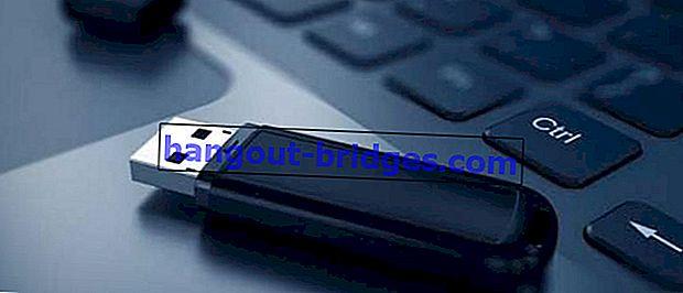 FlashDisk Tidak Dapat Diformat? Penyelesaian ini, Mudah dan PERCUMA!