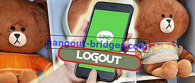3 kaedah termudah untuk log keluar LINE | Android, iPhone & PC