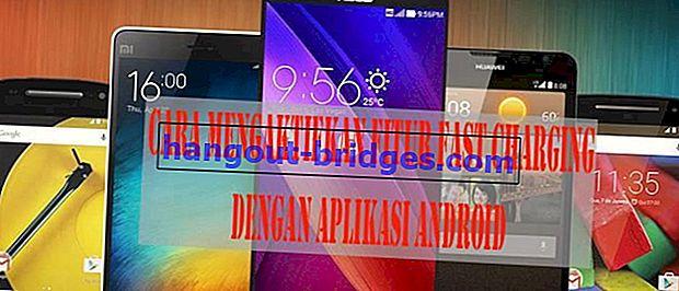 LEMAK DIJAMIN! 5 Aplikasi Android untuk Mengaktifkan Ciri Pengecasan Pantas!