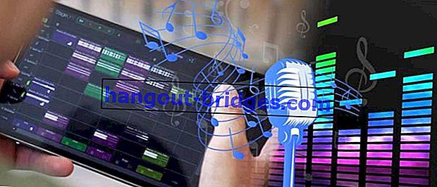 1020 최고의 안드로이드 노래 편집 응용 프로그램 2020, 그것을 적절하게 만드십시오!