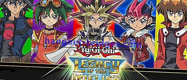 7 เกม Yu-Gi-Oh! ที่สุดเท่าที่เคยมีมาดวลเสพติด!