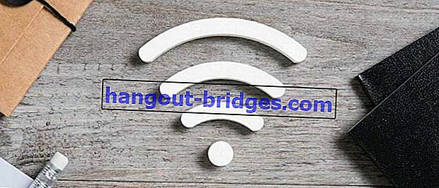 Comment utiliser la dernière clé principale WiFi, obtenez Internet gratuit!