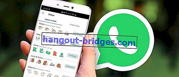 10 meilleures applications d'autocollants WA (WhatsApp) 2020 | Faites vos propres autocollants!