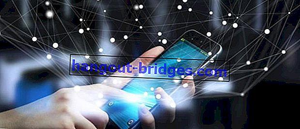 10 Fail Pemindahan Aplikasi Terbaik Antara Android Tanpa Bluetooth