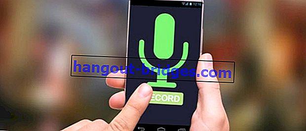 15 Aplikasi Rakaman Suara pada Ponsel Android 2020, 100% Jadikan Suara Jernih!