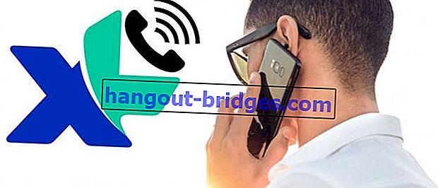 Senarai Lengkap Kemas kini Pakej Panggilan Telefon XL Murah Januari 2020, PDKT ke Gebetan Lebih Menyeronokkan!
