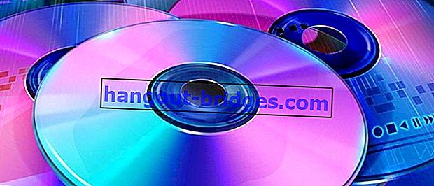 Cara Cepat dan Mudah untuk Membuat Reka Bentuk Label CD Sejuk Tanpa Photoshop