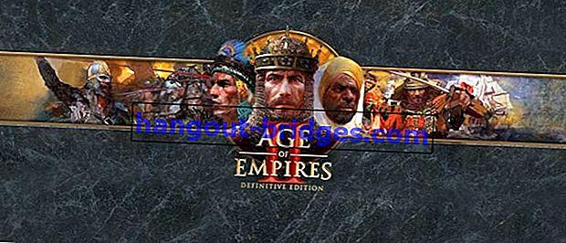 คอลเลกชันล่าสุดและสมบูรณ์ที่สุดของ Cheat Age of Empires 2 รหัส | สามารถชนะได้ทันที!