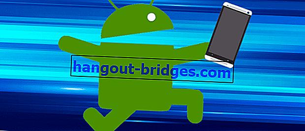 5 Aplikasi Terbaik untuk Mempercepat Prestasi Android sebanyak 200%