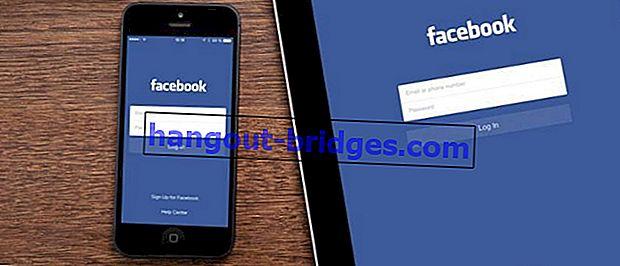 5 Aplikasi Facebook Terkini Lebih Ringan dan Kuota Jimat