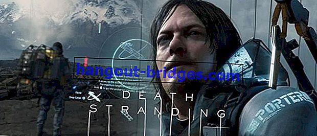 15 Permainan PS4 Terbaik dan Terkini 2019 | Kehadiran Karya Hideo Kojima!