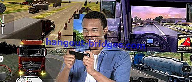 안드로이드에서 가장 현실적인 트럭 자동차 게임 10 가지, 도시를 돌아 다니십시오!