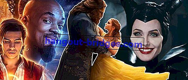 13 Filem Live-Action Disney 2020 Terbaik dan Terbaru, Mesti Tonton!