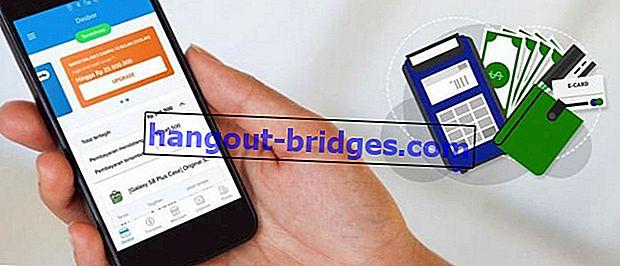 5 Aplikasi Kredit Mudah Alih Dalam Talian Tanpa DP yang Dipercayai, Berdaftar di OJK!