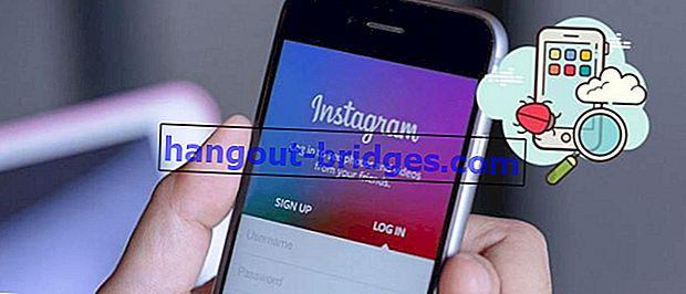 Cara mengetuk teman wanita Instagram tanpa terperangkap, kejayaan dijamin!
