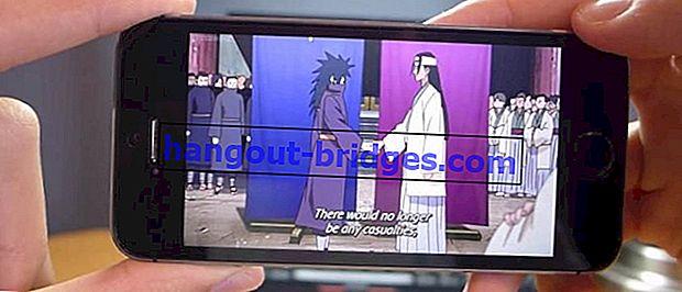 10 Aplikasi Jam Tangan Anime Terbaik dan Percuma di Android & iPhone