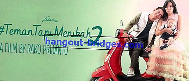 ดูภาพยนตร์เพื่อน แต่แต่งงานแล้ว 2, Drama Ayu และ Ditto ดำเนินต่อไป!