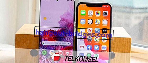 Telkomsel 3G / 4G APN 2020を設定する最速かつ最新の方法