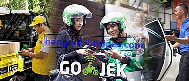 GO-JEK Online 2019の登録方法| HPから直接入手可能