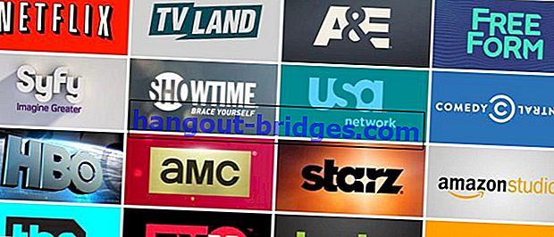 10 laman web untuk menonton rancangan TV berbayar di luar negara secara percuma