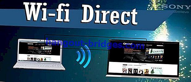 Mengenal apa itu Wifi Direct dan cara kerjanya