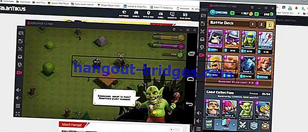 Cara Bermain Permainan Android di PC atau Laptop Tanpa Perlahan Walaupun 1GB RAM