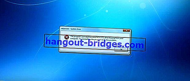 Windows에서 게임을 설치 한 후 DLL 누락 오류를 극복하는 쉬운 방법