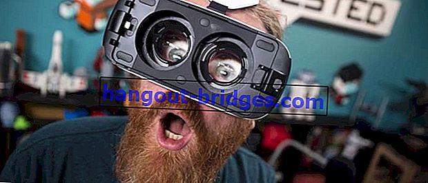 6 Aplikasi Pemain Video Android VR Terbaik
