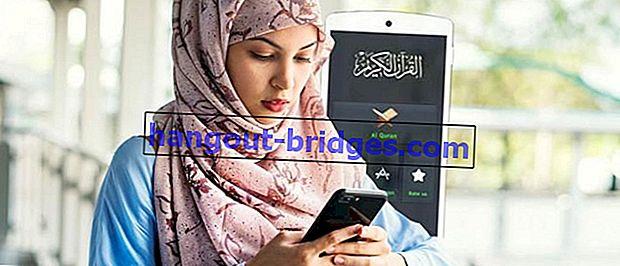 10 Aplikasi untuk Membuat Al-Quran Terbaik dengan lancar di Android, Permulaan Mudah!