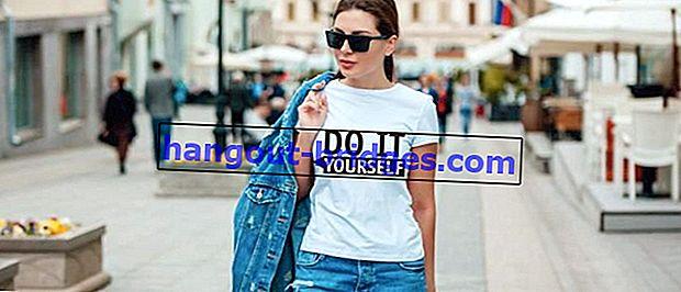 Cara Merangka T-Shirt Distro di Mudah Alih Hanya 5 Minit!