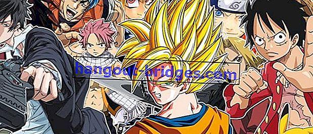 20 Anime Aksi Terbaik Sepanjang Masa, Abis Epik Dijamin!