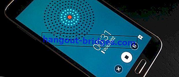 Cara Mengubah Suara di Telefon atau Rakam di Android
