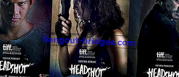 Tonton Filem Headshot (2016) | Thriller Action Tense Iko Uwais
