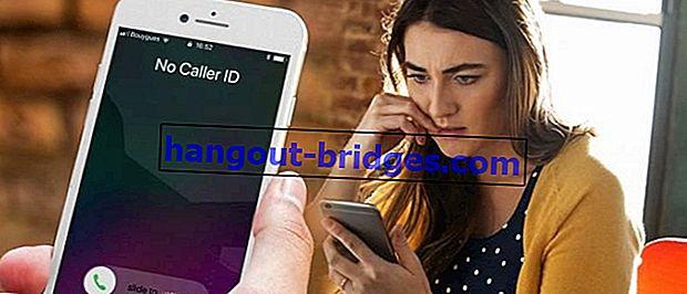 Cara menyembunyikan nombor telefon agar tidak diketahui (Android dan iPhone)