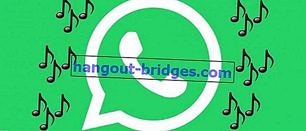 Bagaimana menjadikan status lagu di WhatsApp 2020 terbaru, Dijamin menjadi lebih teruk lagi!